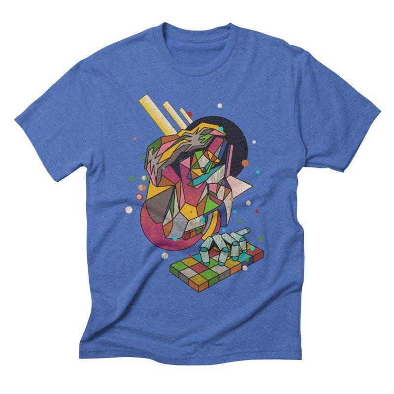 highersound Men's T-Shirt by okik's Artist Shop