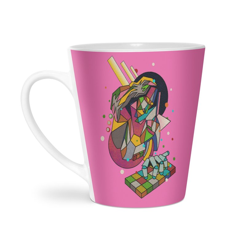 highersound Accessories Latte Mug by okik's Artist Shop