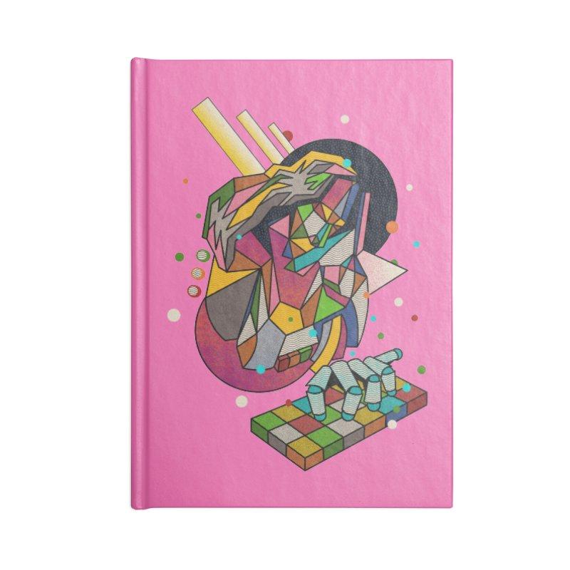 highersound Accessories Lined Journal Notebook by okik's Artist Shop