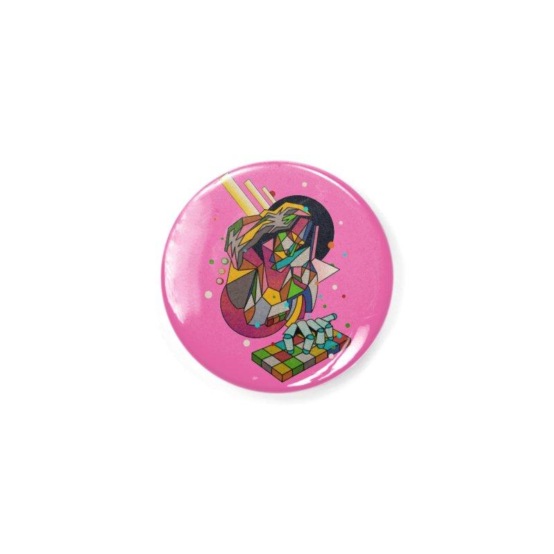 highersound Accessories Button by okik's Artist Shop
