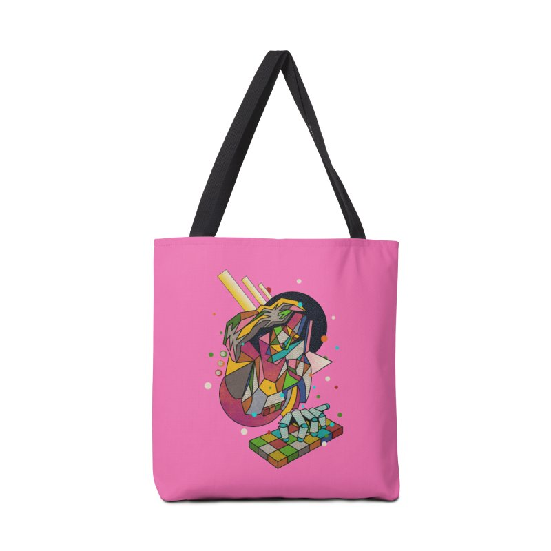highersound Accessories Tote Bag Bag by okik's Artist Shop