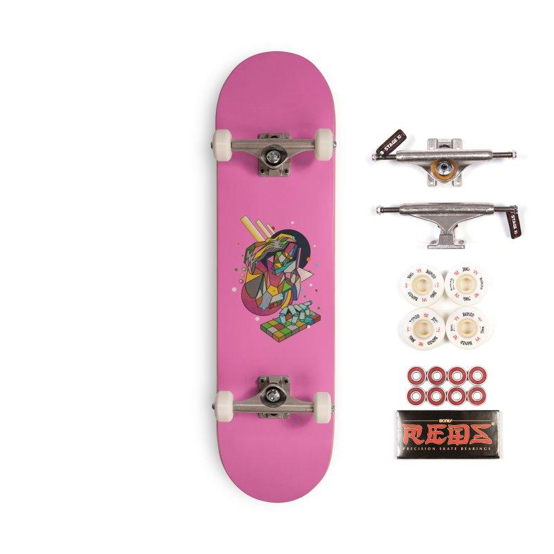highersound Accessories Complete - Pro Skateboard by okik's Artist Shop