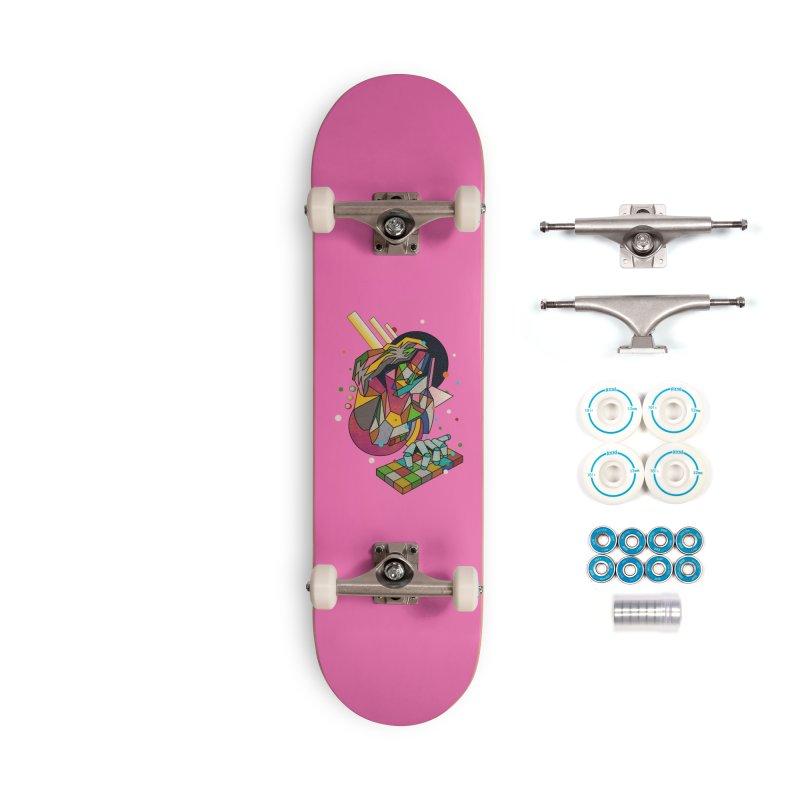 highersound Accessories Complete - Basic Skateboard by okik's Artist Shop
