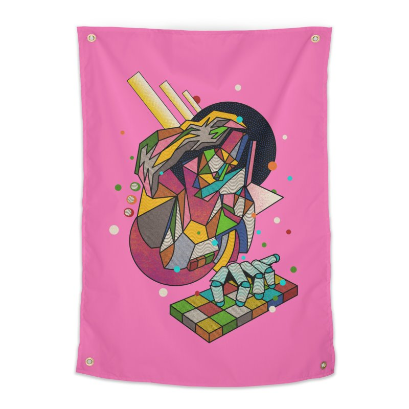 highersound Home Tapestry by okik's Artist Shop