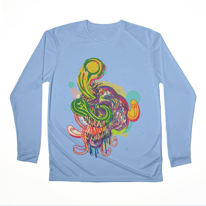 omg Women's Longsleeve T-Shirt by okik's Artist Shop