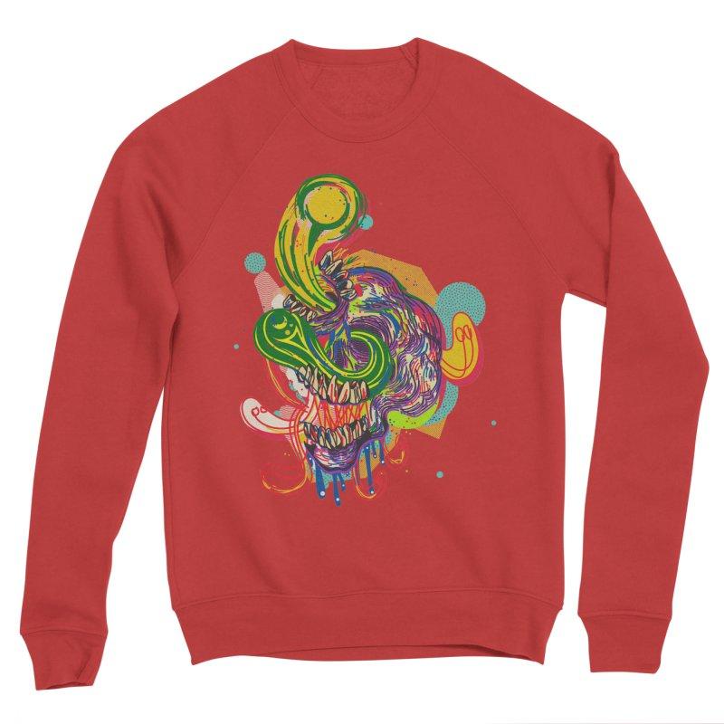 omg Men's Sponge Fleece Sweatshirt by okik's Artist Shop
