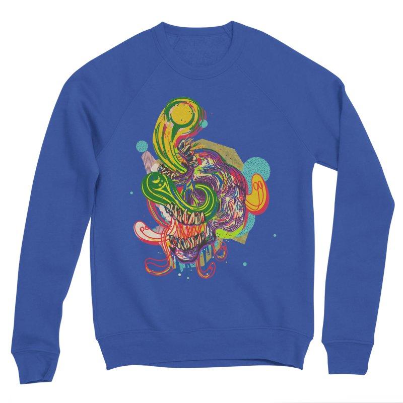 omg Women's Sponge Fleece Sweatshirt by okik's Artist Shop