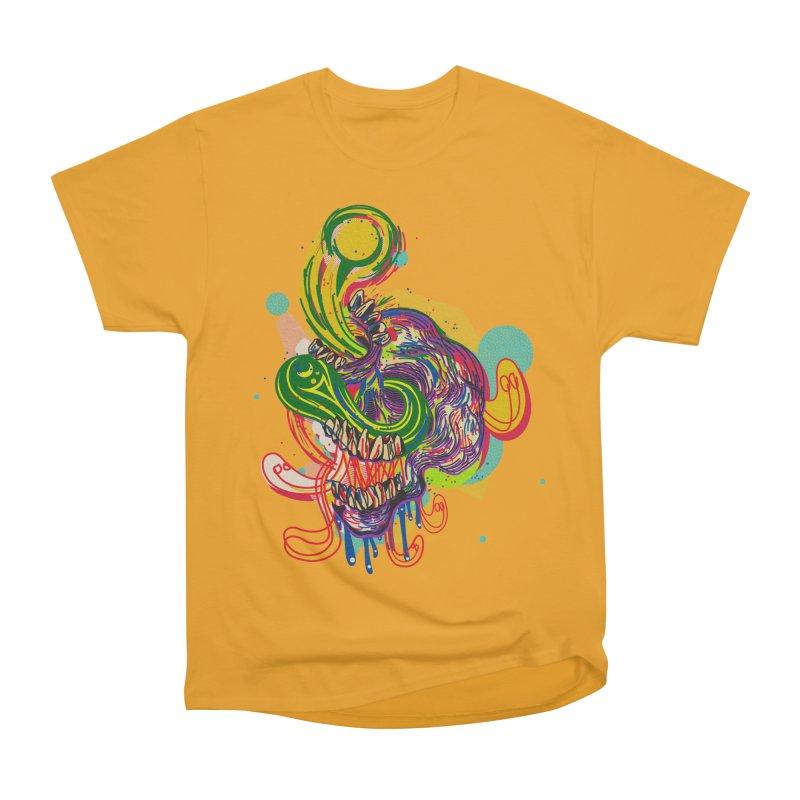 omg Men's Heavyweight T-Shirt by okik's Artist Shop