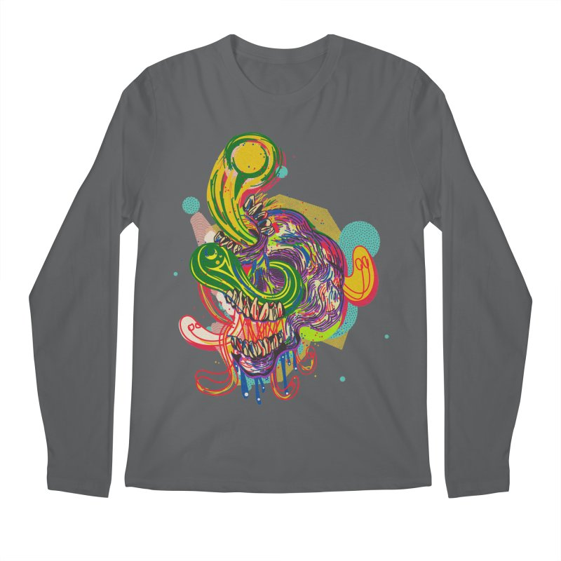 omg Men's Longsleeve T-Shirt by okik's Artist Shop