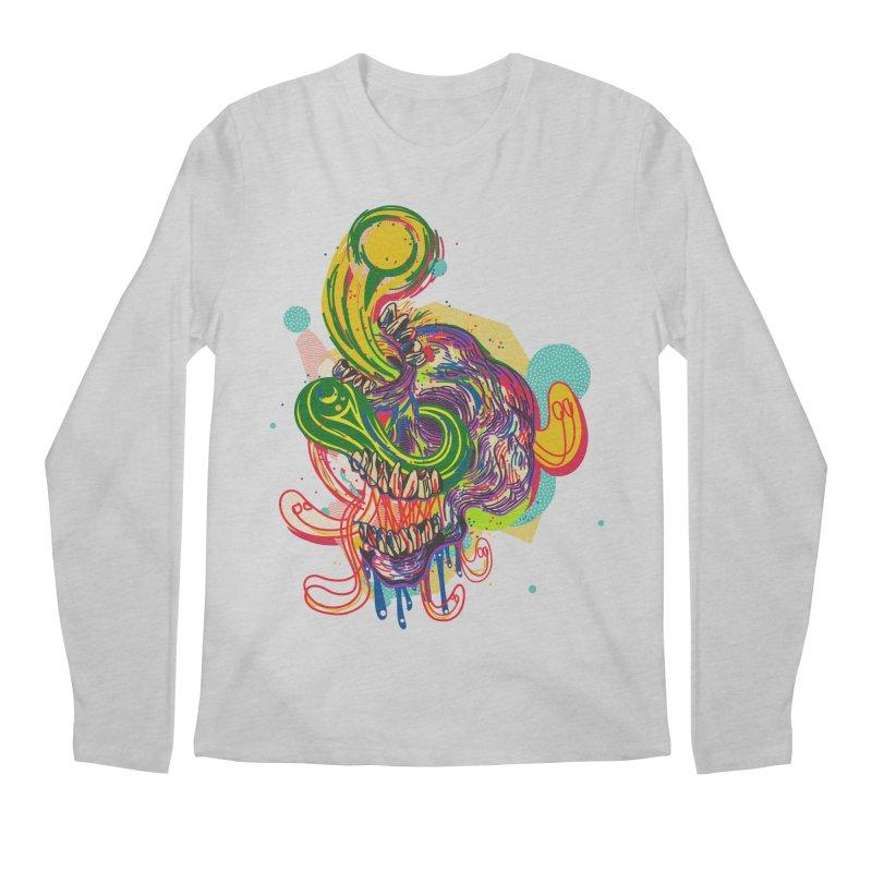 omg Men's Regular Longsleeve T-Shirt by okik's Artist Shop