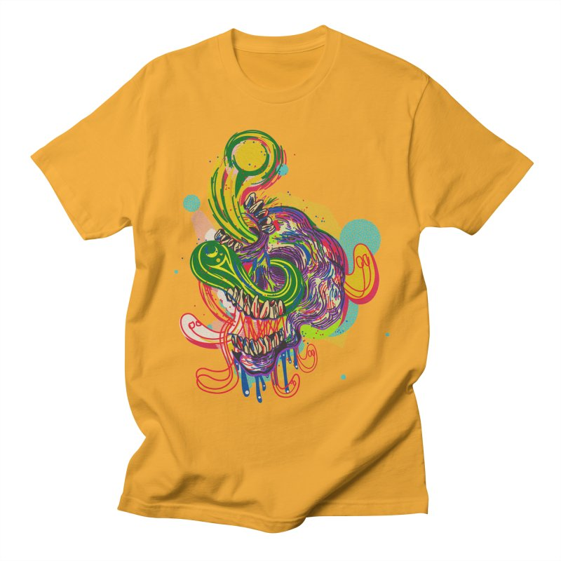 omg Men's Regular T-Shirt by okik's Artist Shop