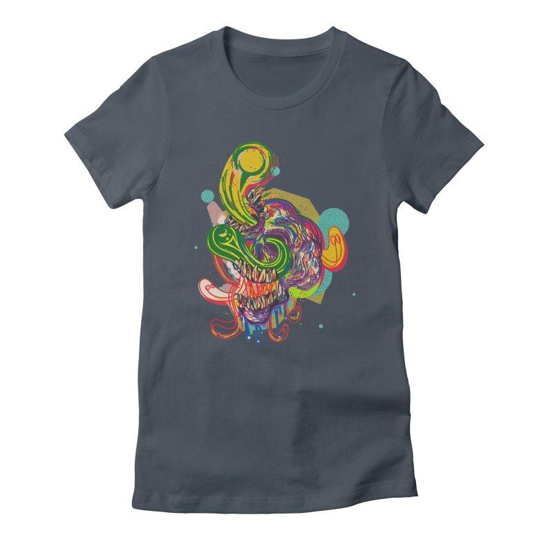 omg Women's T-Shirt by okik's Artist Shop