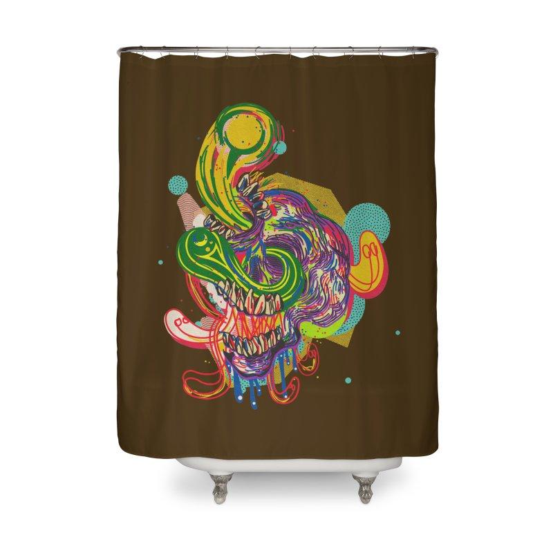 omg Home Shower Curtain by okik's Artist Shop