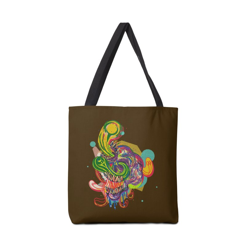 omg Accessories Tote Bag Bag by okik's Artist Shop