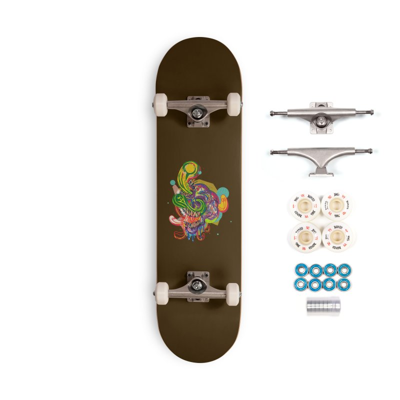 omg Accessories Complete - Premium Skateboard by okik's Artist Shop