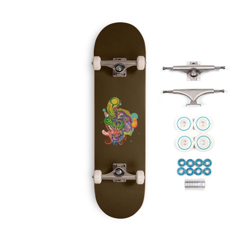 omg Accessories Skateboard by okik's Artist Shop