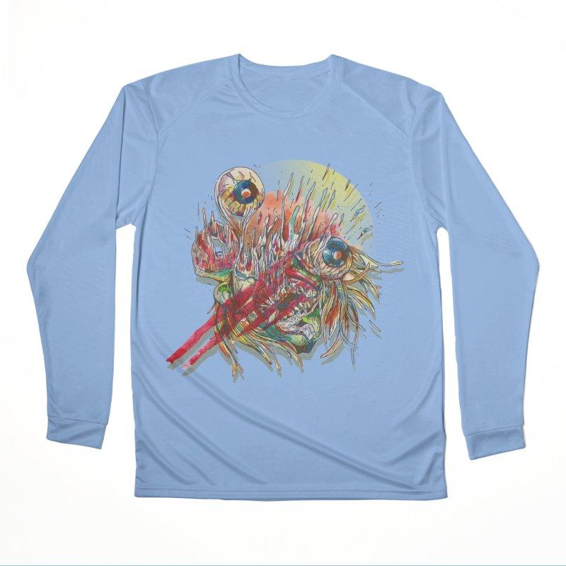 purgatory Men's Longsleeve T-Shirt by okik's Artist Shop