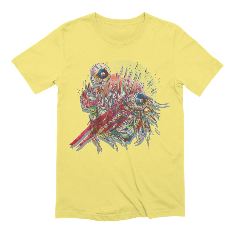 purgatory Men's Extra Soft T-Shirt by okik's Artist Shop
