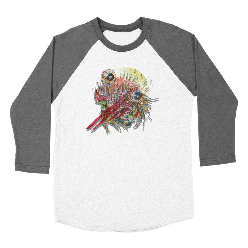 purgatory Women's Longsleeve T-Shirt by okik's Artist Shop
