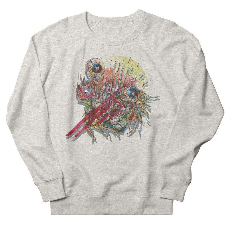 purgatory Women's French Terry Sweatshirt by okik's Artist Shop