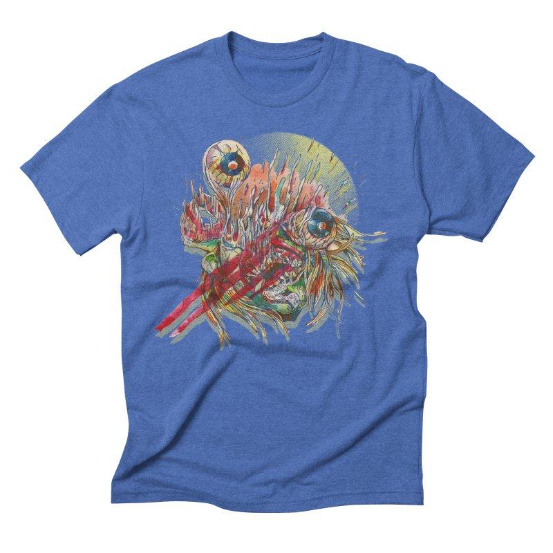 purgatory Men's T-Shirt by okik's Artist Shop