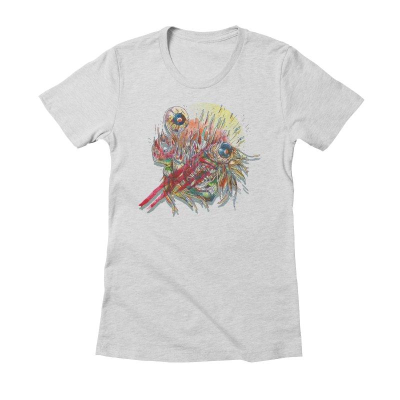 purgatory Women's T-Shirt by okik's Artist Shop