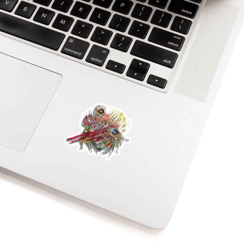 purgatory Accessories Sticker by okik's Artist Shop