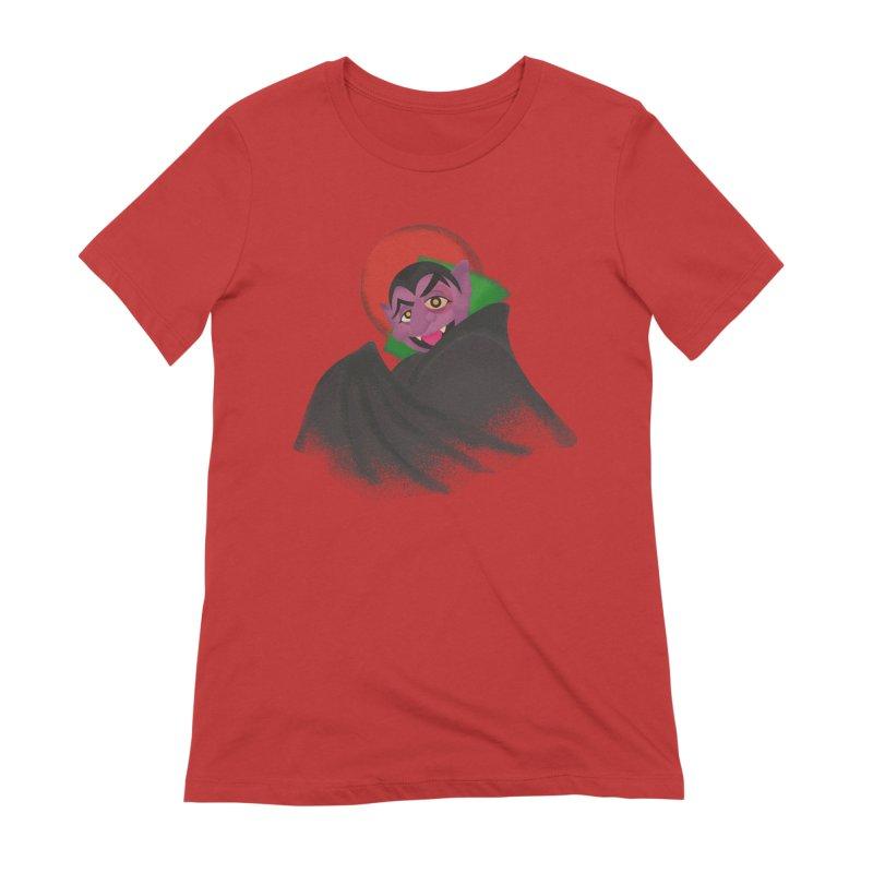 bleh Women's Extra Soft T-Shirt by okik's Artist Shop