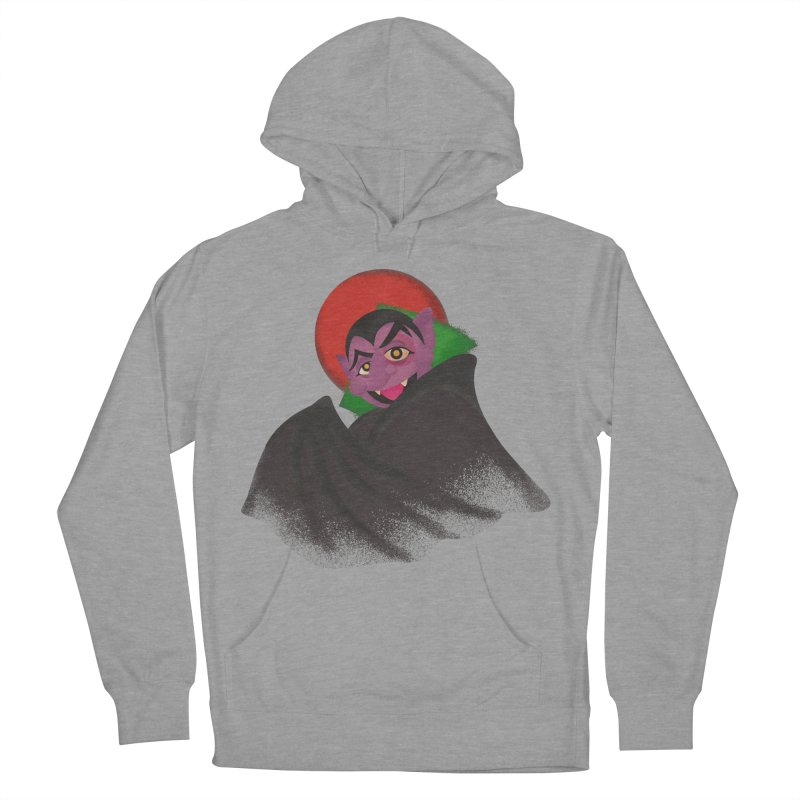 bleh Men's French Terry Pullover Hoody by okik's Artist Shop