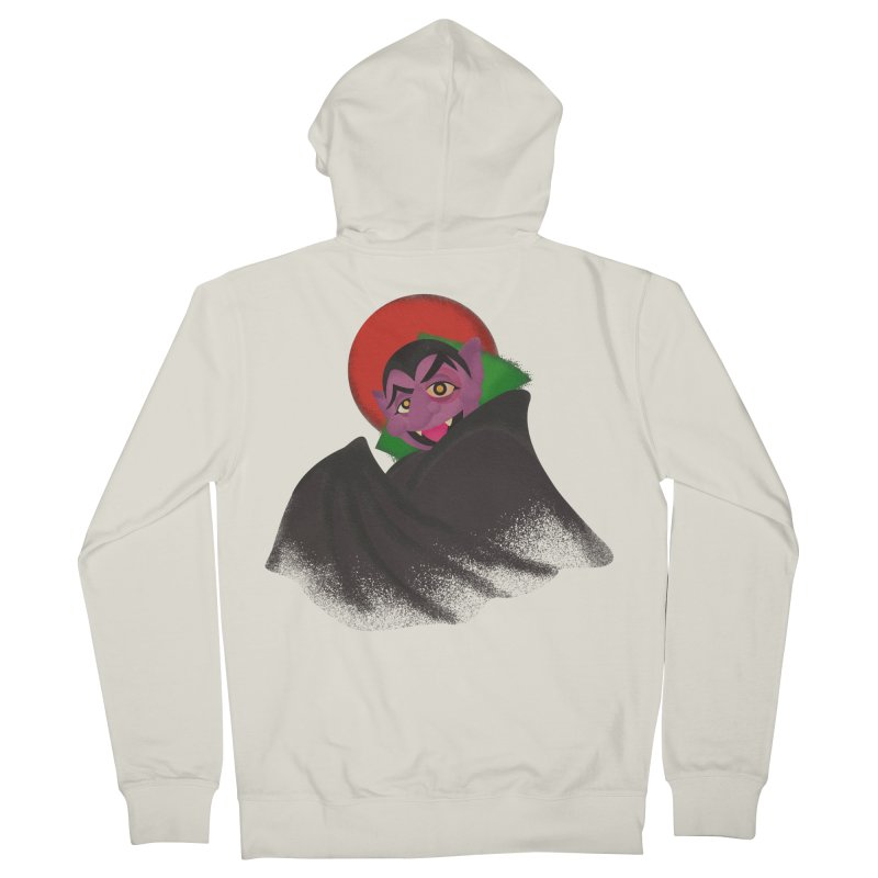 bleh Women's French Terry Zip-Up Hoody by okik's Artist Shop