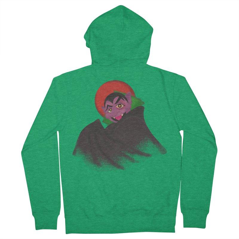 bleh Men's Zip-Up Hoody by okik's Artist Shop