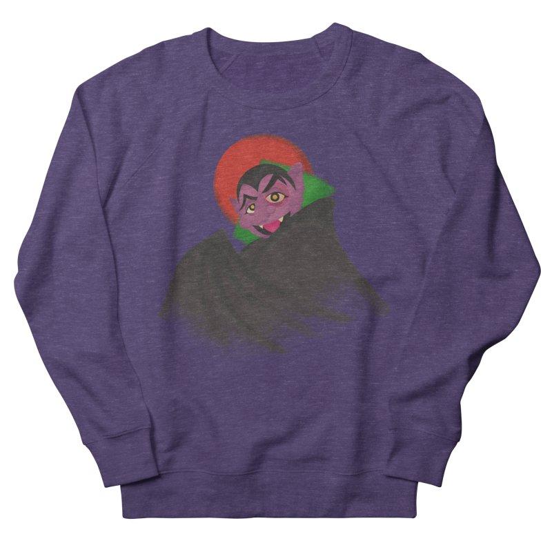 bleh Women's French Terry Sweatshirt by okik's Artist Shop