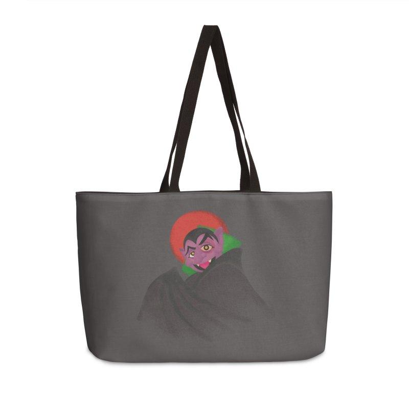 bleh Accessories Weekender Bag Bag by okik's Artist Shop