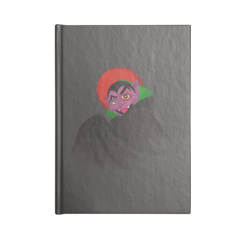 bleh Accessories Lined Journal Notebook by okik's Artist Shop