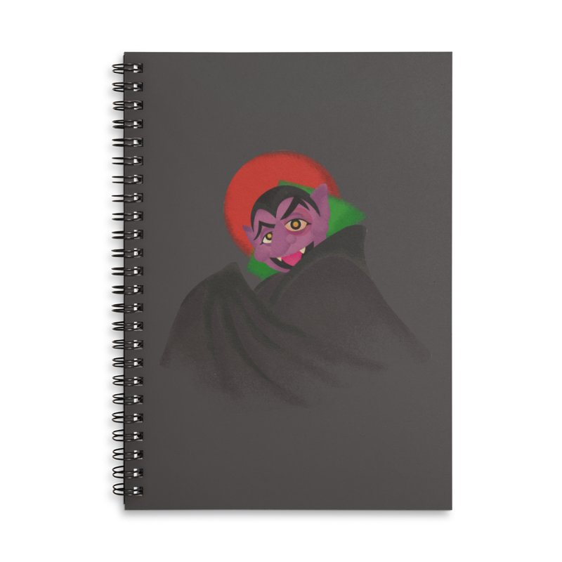bleh Accessories Lined Spiral Notebook by okik's Artist Shop