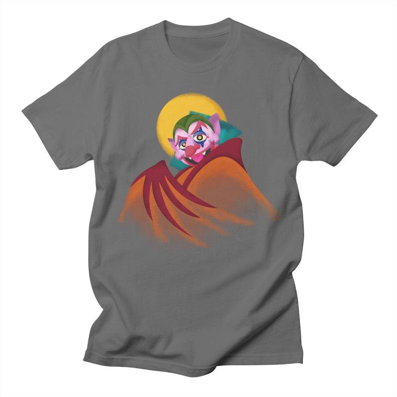 put on the happy fangs Men's T-Shirt by okik's Artist Shop