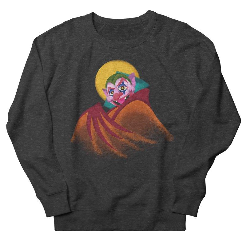 put on the happy fangs Women's French Terry Sweatshirt by okik's Artist Shop