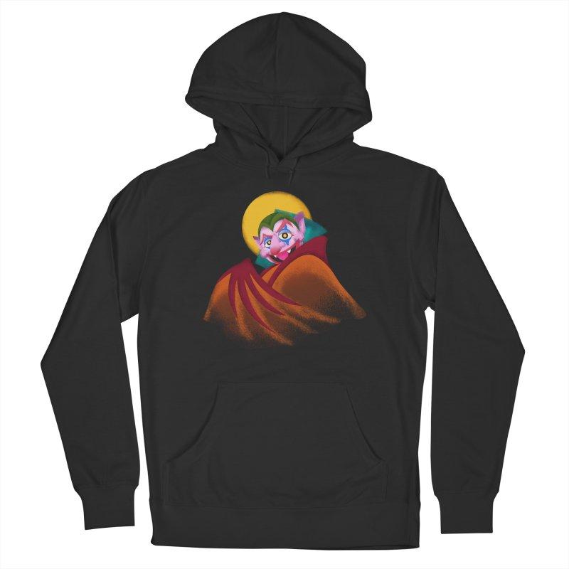 put on the happy happy fangs Women's Pullover Hoody by okik's Artist Shop