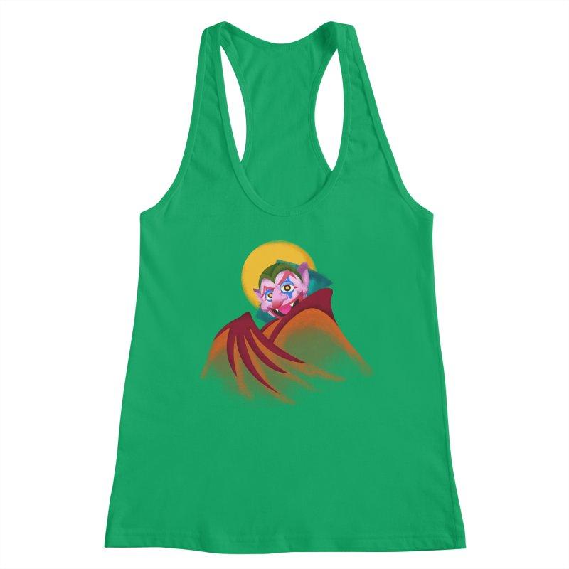 put on the happy happy fangs Women's Tank by okik's Artist Shop