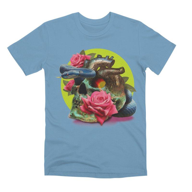 wild think Men's Premium T-Shirt by okik's Artist Shop