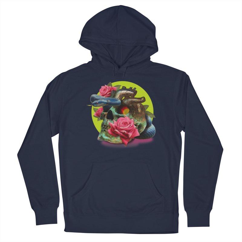 wild think Men's Pullover Hoody by okik's Artist Shop