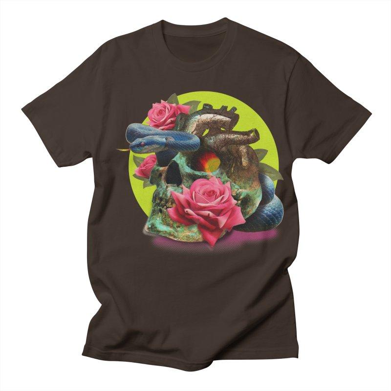 wild think Men's Regular T-Shirt by okik's Artist Shop