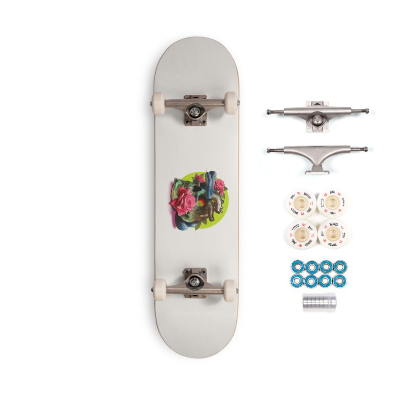 wild think Accessories Complete - Premium Skateboard by okik's Artist Shop