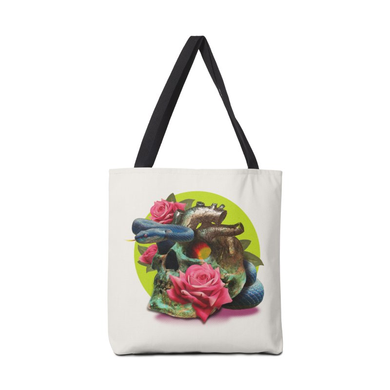 wild think Accessories Tote Bag Bag by okik's Artist Shop