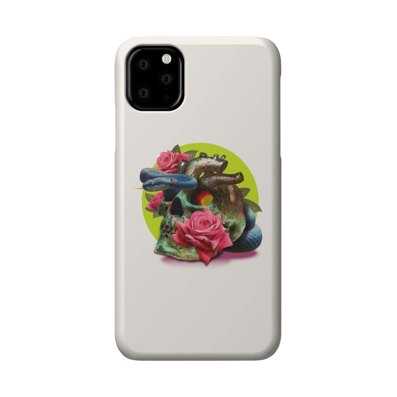 wild think Accessories Phone Case by okik's Artist Shop