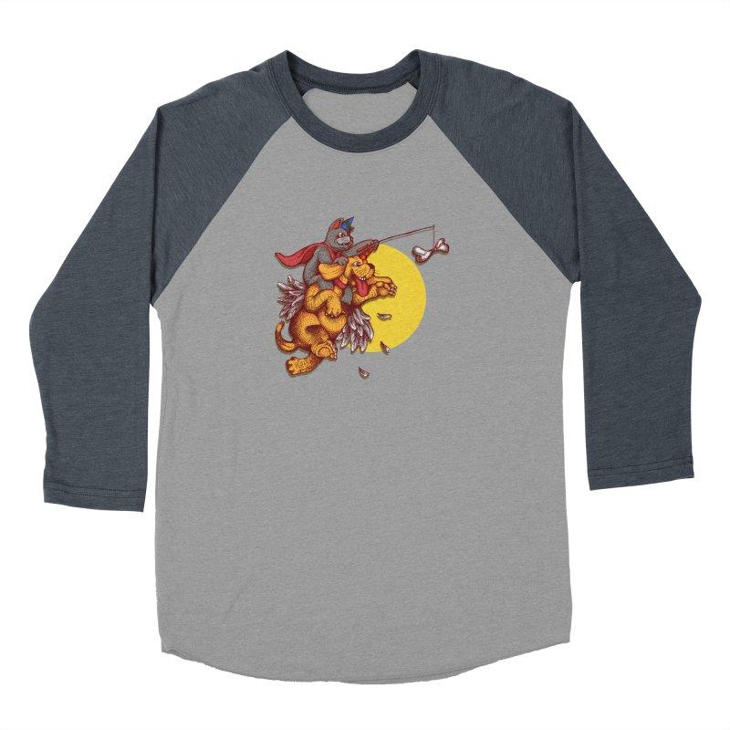 soo close yet sooo far Women's Baseball Triblend Longsleeve T-Shirt by okik's Artist Shop