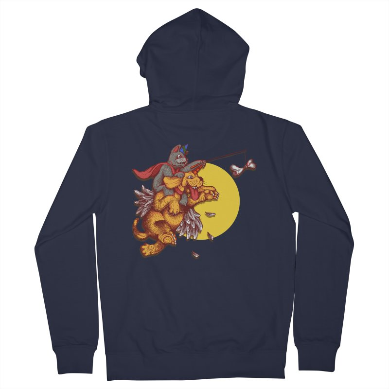 soo close yet sooo far Women's Zip-Up Hoody by okik's Artist Shop