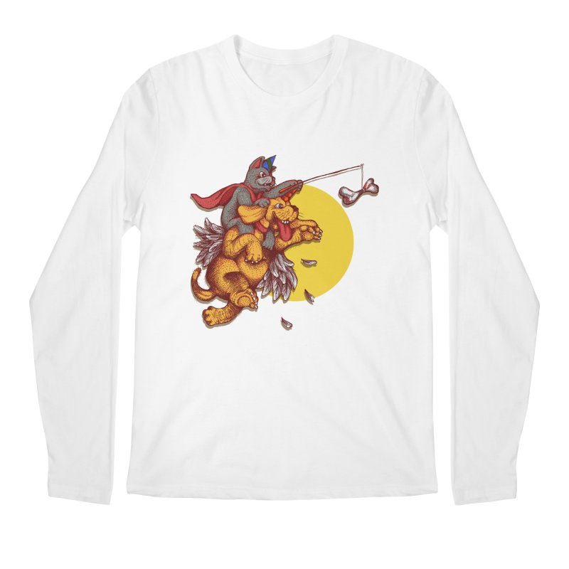 soo close yet sooo far Men's Longsleeve T-Shirt by okik's Artist Shop