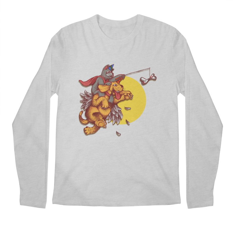 soo close yet sooo far Men's Longsleeve T-Shirt by okik's Artist Shop