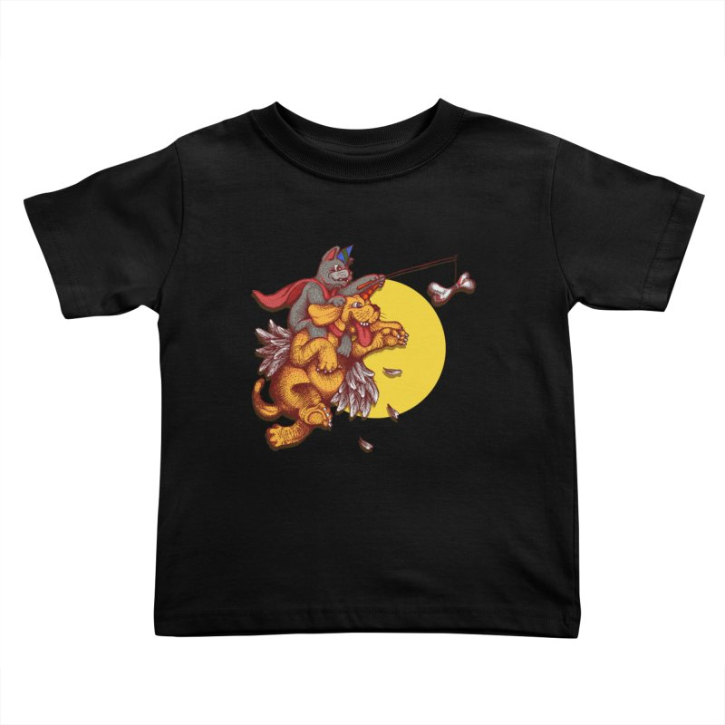 soo close yet sooo far Kids Toddler T-Shirt by okik's Artist Shop